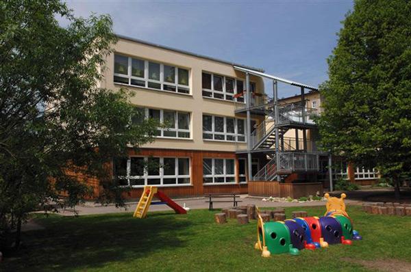"""Unser Kindergarten """"Tausendfüßler"""" in Hildburghausen"""
