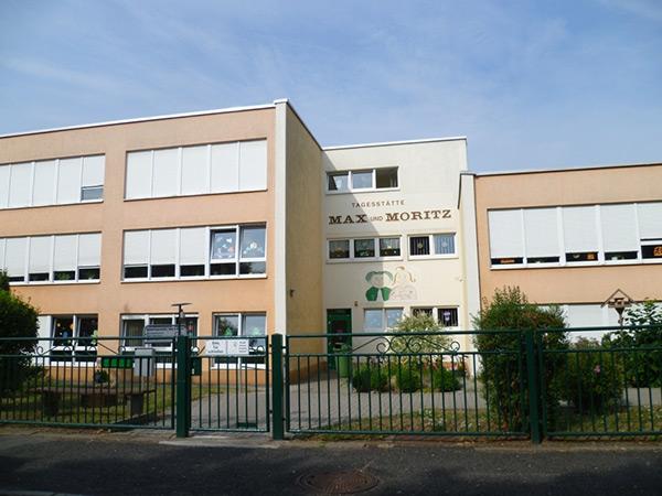 Der Kindergarten in Meiningen