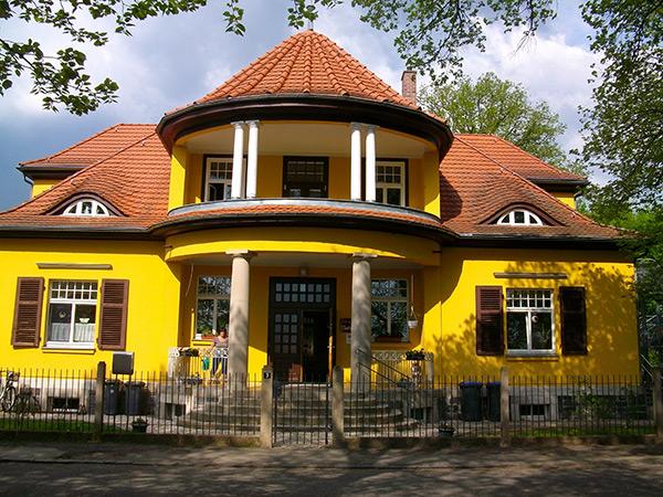 "Kindergarten ""Charlottenheim"" in Römhild"
