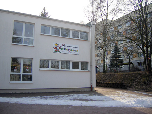 Der Kindergarten in Suhl